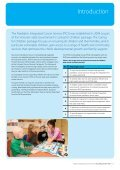Annual reports (2007-08 - Paediatric Integrated Cancer Service - Page 5