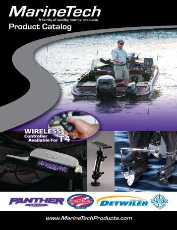 Products Catalog 2010 - Marlow-Hunter, LLC