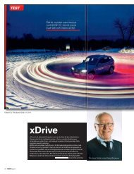 Läs mer xDrive bäst tycker experten. - Bmw