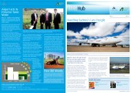 The Hub Issue 38 - Canberra Airport