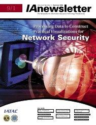 Volume 9 Number 1 - IAC - Defense Technical Information Center