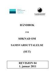SUT HÃ¥ndbok R3 norsk - 1 jan. 2011 - Norges Rederiforbund