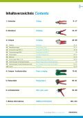 Kabelverarbeitung Cable & Connector Tools - Solarvest - Seite 7