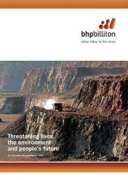 2010 - BHP Billiton Watch
