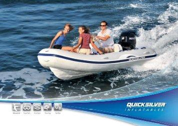 Quicksilver Schlauchboote 2011 - Durdel