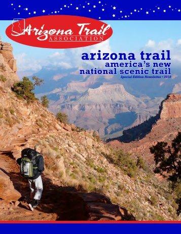 Winter 2009-10 - Arizona Trail Association