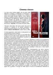 Cinema e lavoro - Neoki Film