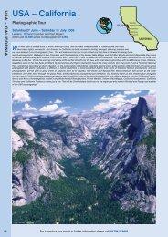 USA – California - Ornitholidays