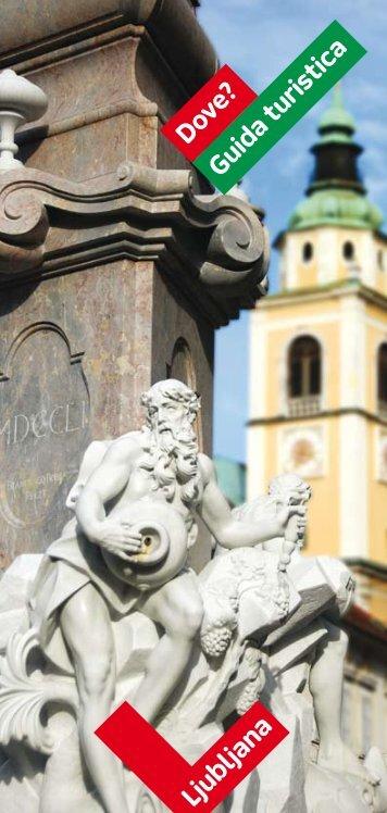 Guida turistica Dove? - Ljubljana
