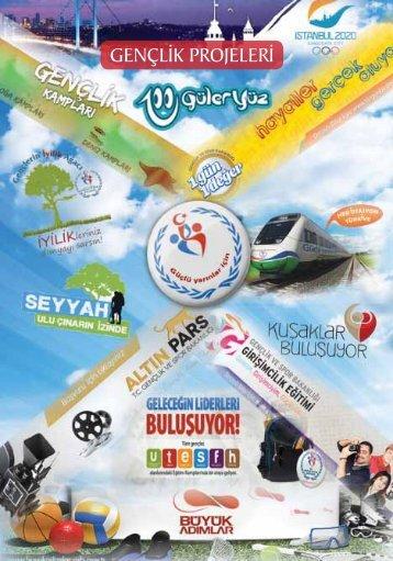 2013 Gençlik Projeleri Destek Programı