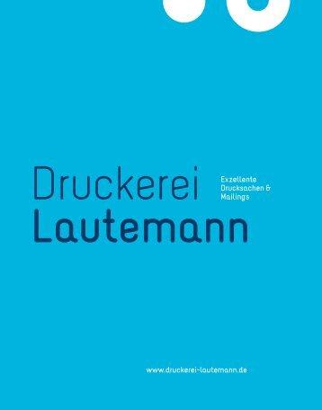 Druckerei Lautemann