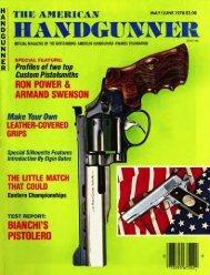 American Handgunner May/June 1978
