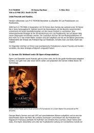 110306_NL_3D Music Movies_de - P+S TECHNIK