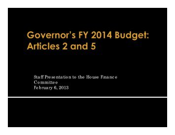 February 6 - Articles 2 and 5 - State