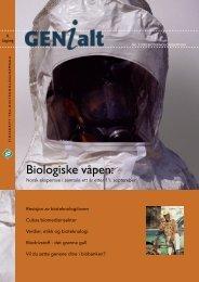 Last ned GENialt 3/2002 (pdf). - Bioteknologinemnda