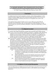 LE REDEPLOIEMENT DES ENSEIGNANTS EN GUINEE - ADEA
