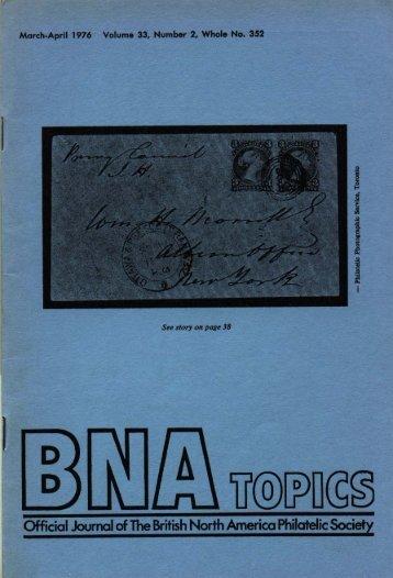 BNA Topics, Vol. 33, No. 2, March-April