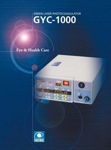 GYC-1000 - innova