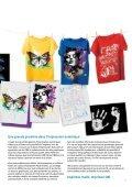 Gamme d'imprimantes à toner blanc WT LE TONER BLANC - une ... - Page 5