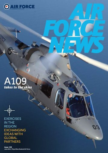 June 2011, Issue 126 [pdf 2.64mb, 28 - Royal New Zealand Air Force