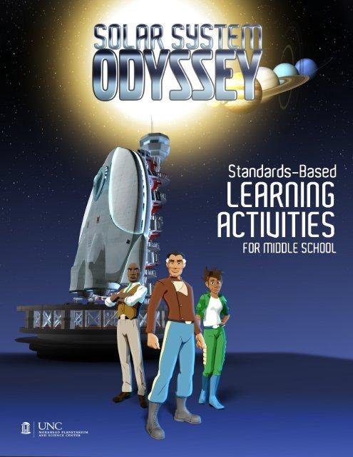 solar system odyssey - Morehead Planetarium and Science Center