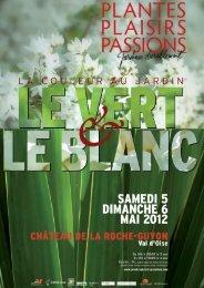 Samedi 5 et dimanche 6 mai 2012 au Château de La Roche-Guyon