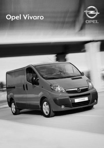opel vivaro dane techniczne - Opel Dixi-Car