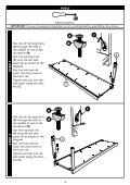 Ocean Bookcase instructions - Mamas & Papas - Page 3