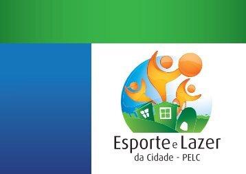Esporte Lazer - Ministério do Esporte