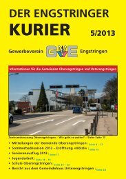 05/13 - Engstringer Kuriers