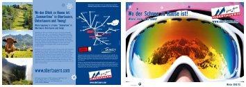Imagekatalog 2012/2013 - Obertauern