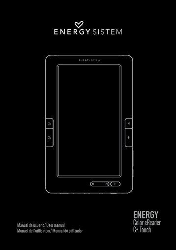 Manual de Usuario C+ Titanium2.indd - Energy Sistem