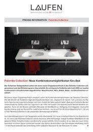 PR_Novelties 2011 Palomba Collection_de_GLOBAL.pdf - Laufen