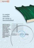 Panel curvo de cubierta - Page 4