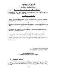 ZARZĄDZENIE Nr 6/08 Burmistrza Ozimka z dnia 14 stycznia 2008 r.