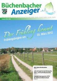 März 2012 - Gemeinde Büchenbach