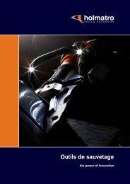 Outils de sauvetage - SDIS14