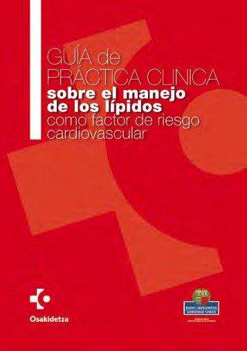 2008_Manejo_Lipidos_como_Factor_RiesgoCardiovascular_GPC_Osakidetza
