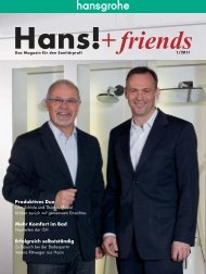 + friends1 - Hansgrohe