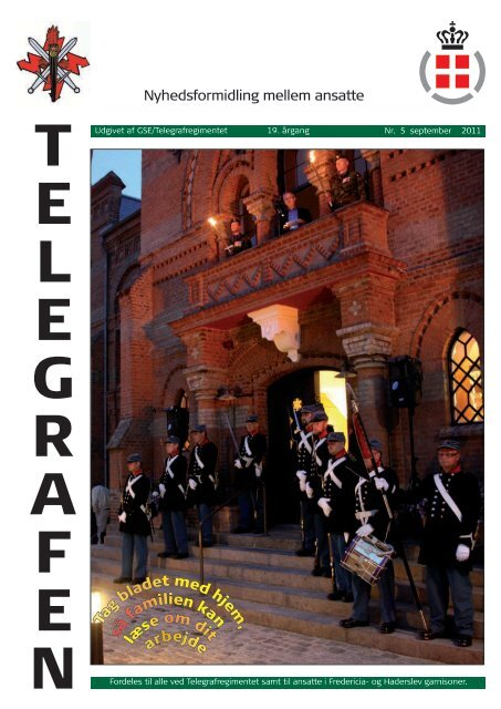 Telegrafen 5. udgave 2011
