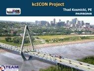 KC ICON. - Transportation Engineers Association of Missouri