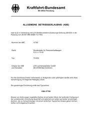 Kraftfahrt-Bundesamt