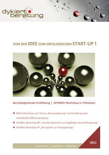 beratung ideen ForIdee Start Up Usa
