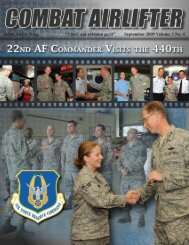 440th Airlift Wing, Pope AFB, Page 1
