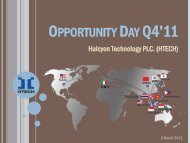 Opportunity Day Q4'11 - irplus.in.th