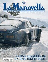 "alpine renault a110 la ""berlinette bleu"" - Automotoclub Storico Italiano"