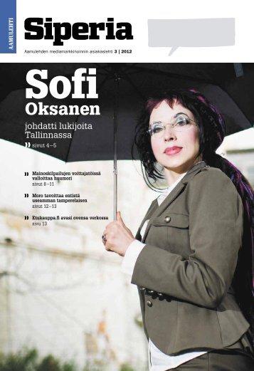 Oksanen - Alma Media
