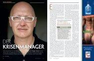 DER KRISENMANAGER - Holger Fischer Coaching