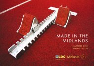Made in the Midlands – Summer 2011 - LDC