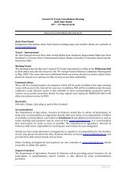 Information Package on Niue - Pacific Islands Forum Fisheries Agency
